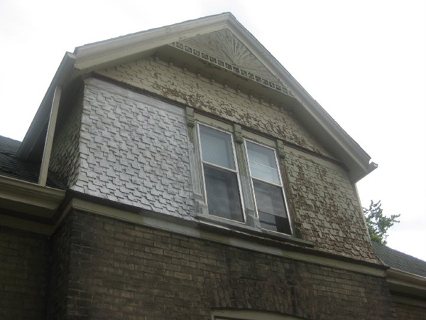 Exterior painters London Ontario - Before