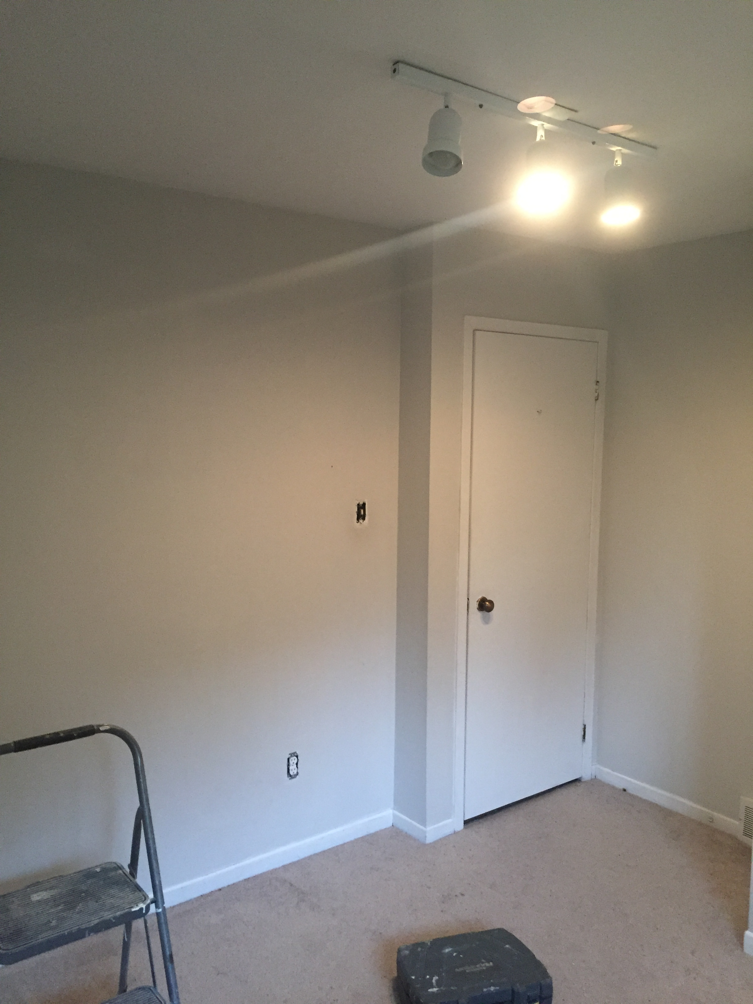 Interior painters London Ontario - Before