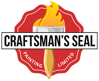 Craftsman's Seal Painting in London Ontario