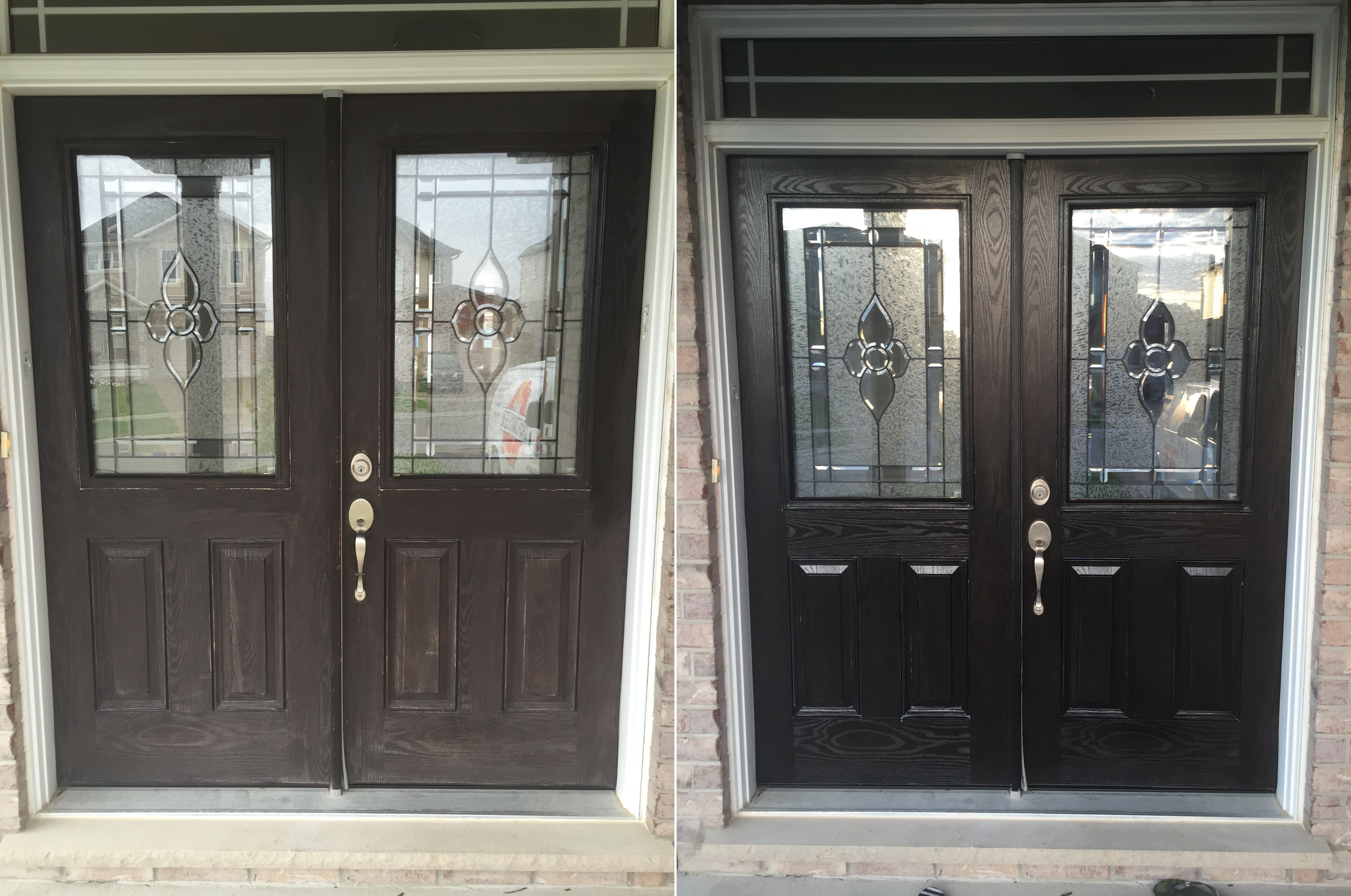 Entry Door Painting & Repair London Ontario
